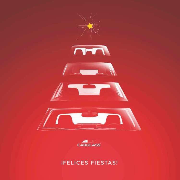 Copy, Creativo, SEO, Javier Debarnot, Carglass, Navidad, Fiestas, cristales, reparación, lunas