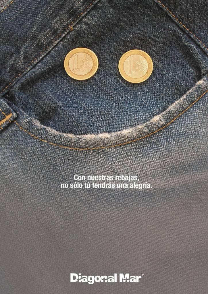 Copy, Creativo, SEO, Javier Debarnot, Diagonal Mar, centro comercial, rebajas, ofertas
