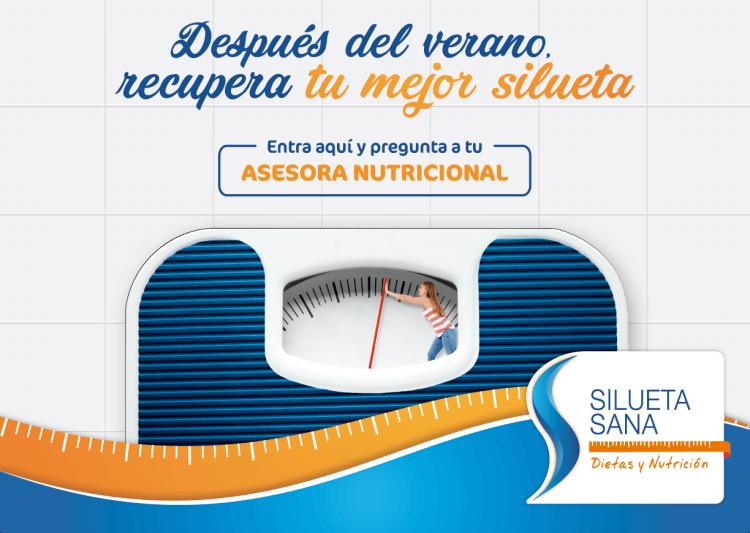 Copy, Creativo, SEO, Javier Debarnot, silueta sana, nutrition sante, báscula, dieta, nutrición