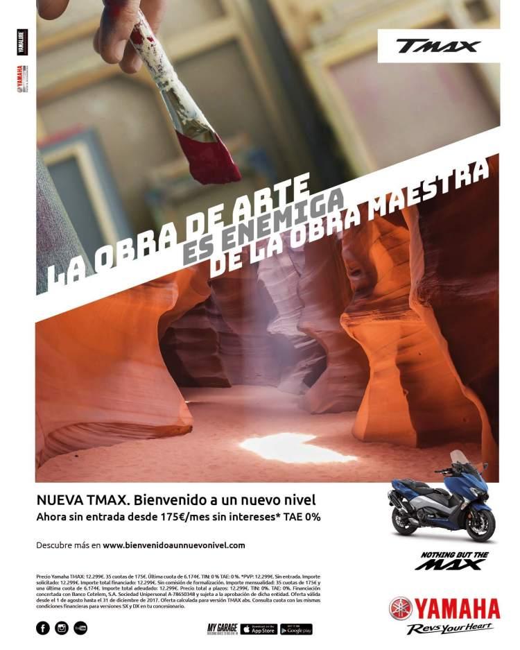 Copy, Creativo, SEO, Javier Debarnot, Yamaha, arte