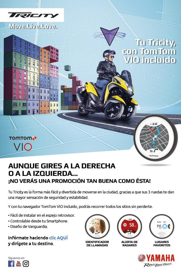 Copy, Creativo, SEO, Javier Debarnot, Yamaha, Tricity